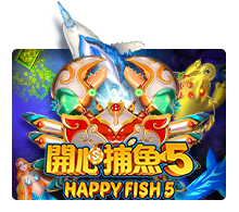 Fish Hunting: Happy Fish 5