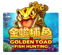แนะนำ Fish Hunting: Golden Toad